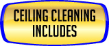 Ceiling Cleaning - Ceiling Cleaning Includes.