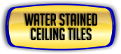Ceiling Cleaning - Water Stained Ceiling Tiles.