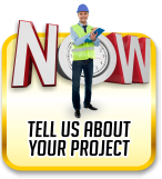Tell us about your Ceiling Cleaning or Exposed Structure Cleaning Project