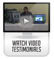 Video Testimonial from our Customers and Service Centers about Ceiling Cleaning and Exposed Structure Cleaning Process