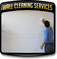 Learn More About Wall Cleaning Services and the methods used in cleaning all types of walls.