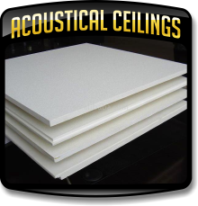 Learn More About Acoustical Ceiling Cleaning and other Acoustical Ceiling Services.