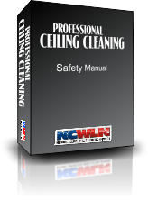 Ceiling Cleaning Professional Safety Manual