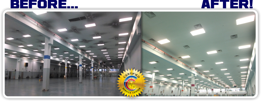 High Dusting Ceiling Cleaning Services in Chicago IL